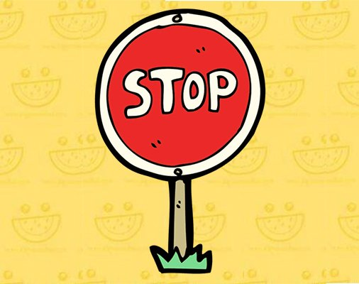 The Surprising History Of The Stop Sign: It Used To Be Yellow